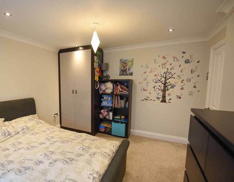 Clayhall Kids Bedroom Refurb