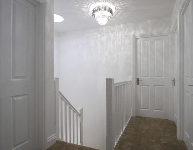 Clayhall Peel Place Passage Refurb